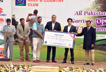 All Pakistan Garrison Golf Tournament