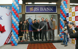 ab21b9aa33fb Zaitoon welcomes its anchor tenant JS Bank Branch at New Lahore City site  February, 2017